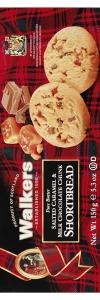 Walkers Kekse Shortbread Salted Carame..