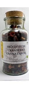 Früchtetee Cranberry Granatapfel im Ko..