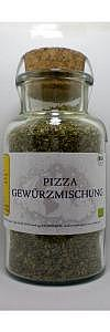 Pizza Gewürzmischung Bio im Korkenglas