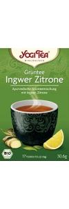 Yogi Tee Grüner Ingwer Zitrone Tee