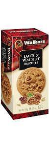 Walkers Kekse Date & Walnut Biscuits