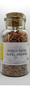 Früchtetee Apfel Ingwer Bio im Korkeng..