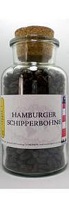 Hamburger Schipperbohne im Korkenglas