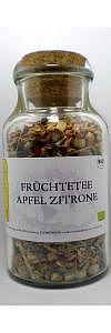 Früchtetee Apfel Zitrone Bio im Korken..