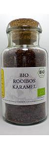 Rooibos Karamel im Korkenglas
