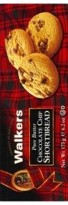 Walkers Kekse Chocolate Chip 175g