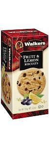 Walkers Kekse Fruit & Lemon Biscuits 1..
