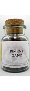 Piment ganz Bio im Korkenglas
