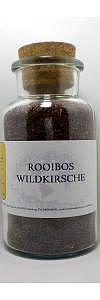Rooibos Wildkirsche im Korkenglas