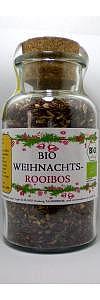 Rooibos Weihnachts Punsch Bio im Korkenglas