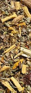 Schutztee Kräutermischung mit Süßholz und Salbei Bio